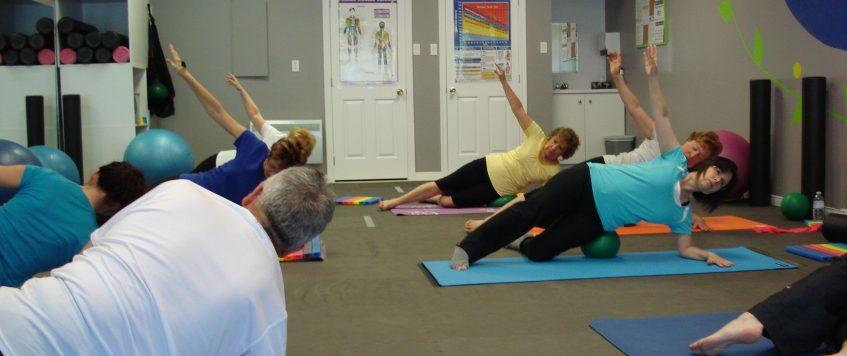 Choix santé: Exercices, connaissances et déterminants sociaux.