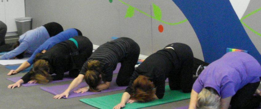 L'antimatière de l'entraînement: la conscience corporelle.