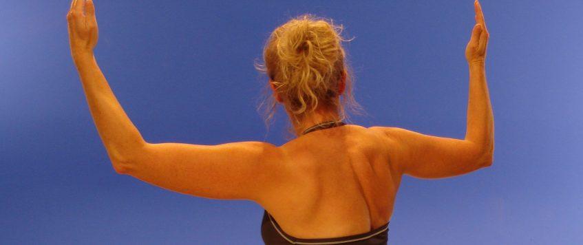 Un dos fort et en santé grâce à des courbes célestes!